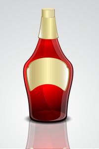 Party Champaign Bottle