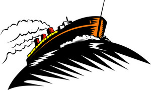 Passenger Cargo Ship