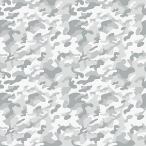 Pastel Grey Camouflage Pattern