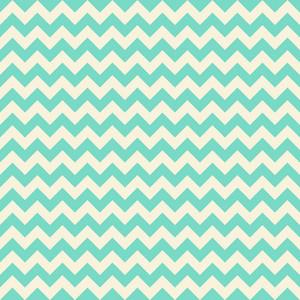 Green Pastel Chevron Pattern