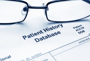 Patient History Database