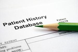Patient History Form