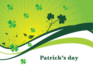 Patrick's Day Background 17 March