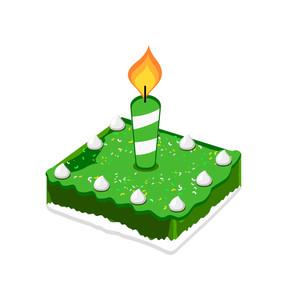 Patrick's Day Cake