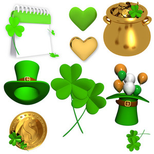 Patricks Day Designs And Graphics
