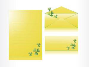 Patrick's Day Envelop