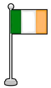 Patrick's Day Flag