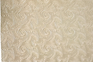 Pattern Champagne Swirls Paper