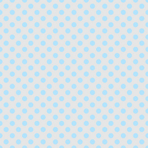 Pattern Of Blue Polka Dots On A Purple Background