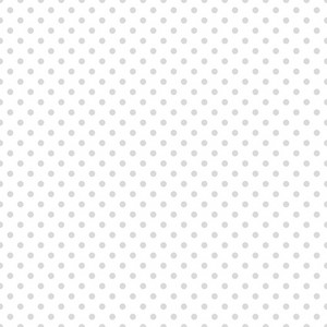 Pattern Of Light Grey Polka Dots On A White Background