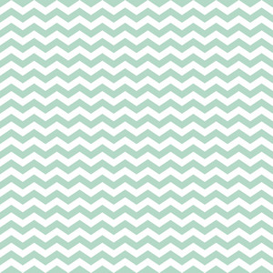 Pattern Of Pastel Blue And White Chevron