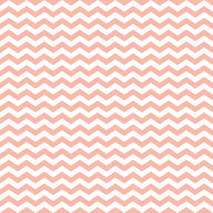 Pattern Of Pastel Pink And White Chevron