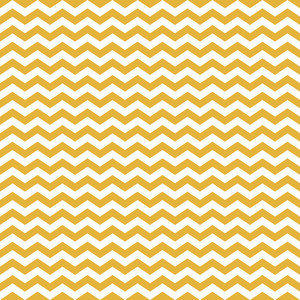 Pattern Of Pastel Yellow And White Chevron