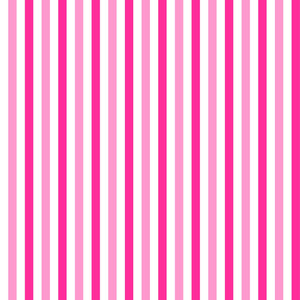 Pattern Of Pink And White Stripes On Minnie Mouse Paper