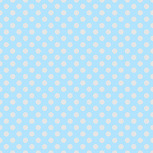 Pattern Of Purple Polka Dots On A Blue Background