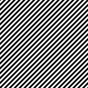 Pattern Of White And Black Diagonal Stripes