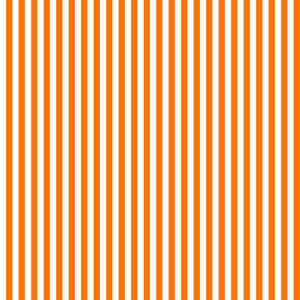 Pattern Of White And Orange Stripes