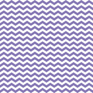 Pattern Of White And Purple Chevron Monster Paper