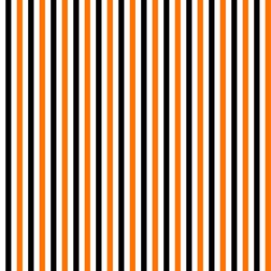Pattern Of White, Orange, And Black Stripes