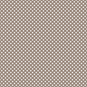 Pattern Of White Polka Dots On A Pastel Purple Background