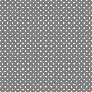 Pattern Of White Polka Dots On Purple Mickey Paper