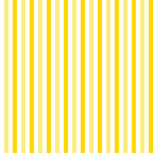 Pattern Of Yellow And White Stripes On Mickey Paper