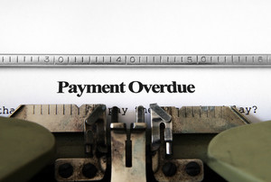 Payment Overdue Form