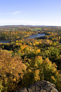 Peak Foliage in New England