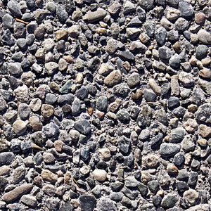 Pebble Ground Seamless Texture Tile