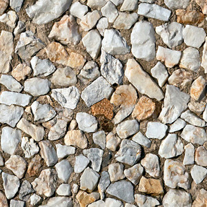 Pebble Ground Seamless Texture