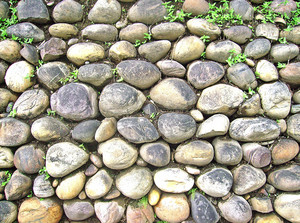 Pebble_wall