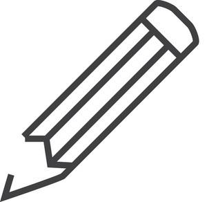 Pencil Minimal Icon