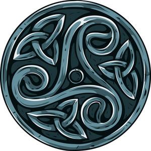 Pentagram Vector Element