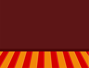 Perfomance Area - Cartoon Background Vector