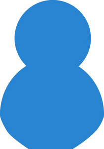 Person Simplicity Icon