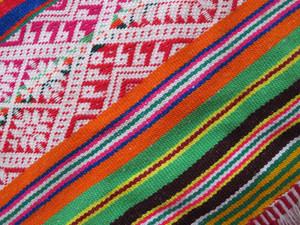 Peruvian Hand Made Woolen Fabric