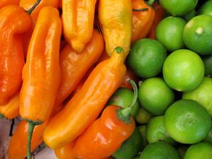 Peruvian Yellow Chili Pepper & Lemon