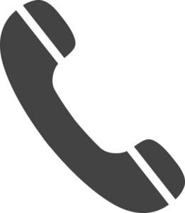 Phone 4 Glyph Icon