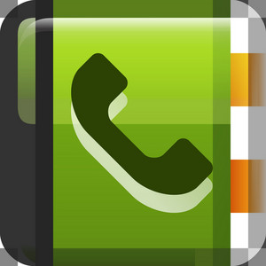 Phone Book Tiny App Icon