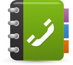 Phonebook Lite Communication Icon
