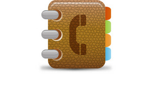 Phonebook Lite Plus Icon
