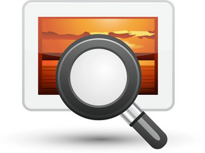 Picture Sesrch Lite Media Icon