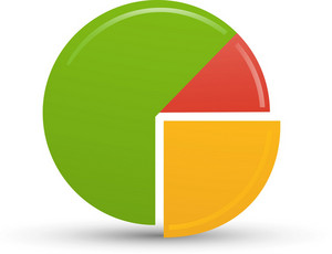 Pie Chart Lite Application Icon