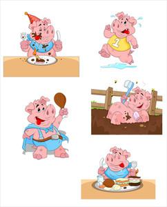 Pig Vectors