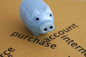 Piggy Bank On Purchase