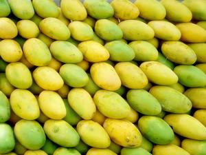 Pile Of Mango