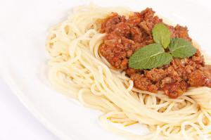 Pile Of Spaghetti