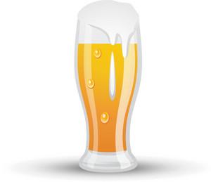 Pilsner Beer Overflow Icon