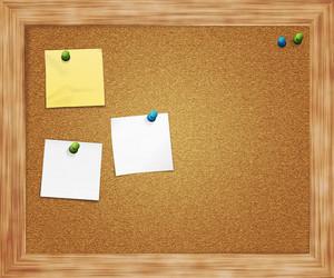 Pin Board Background