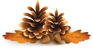 Pinecone Vector Element